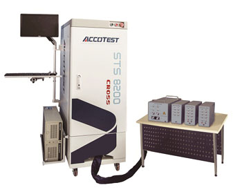 Power Discrete Test System-STS8203